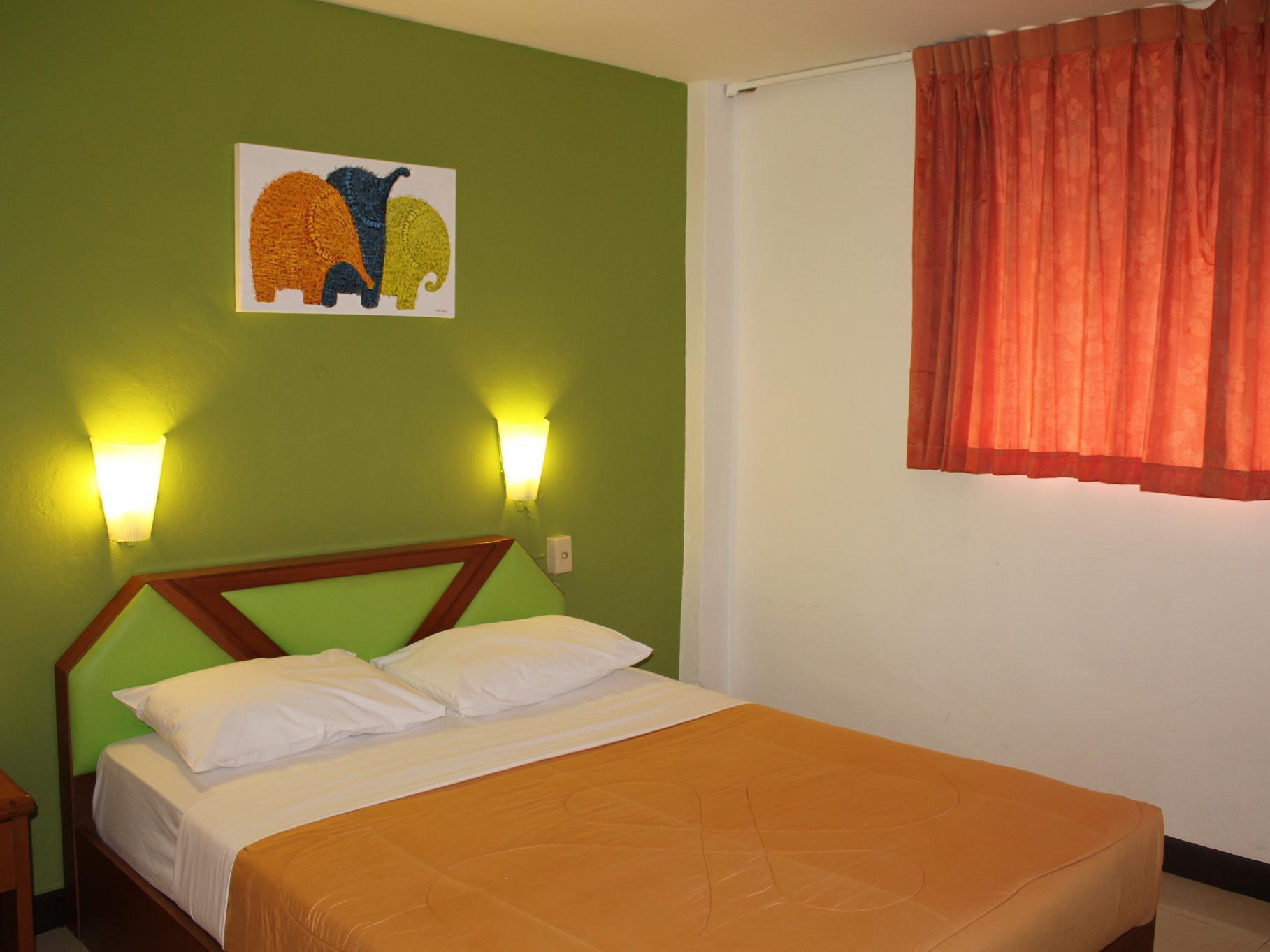 アトラスバンコクホテル シングルルーム
