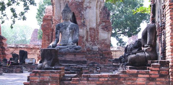 アユタヤ寺院6