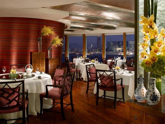 フォー シーズンズ ホテル ホンコン レストラン