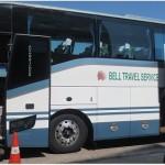 パタヤからバンコクへ行くのはちょっとリッチなバスの旅 Bell Travel Service(ベルトラベルサービス) タイリピーターの旅ネタ