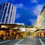 スクンビット(ナナ)の出張者御用達ホテル アンバサダー ホテル バンコク (Ambassador Hotel Bangkok)