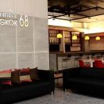 【激安】1,000円台!ラチャダーの長期滞在向けホテル「バンコク 68 ホテル」