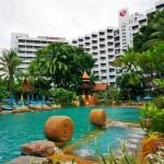 パタヤで贅沢なリゾート感を味わおう!パタヤ マリオット リゾート & スパ (Pattaya Marriott Resort & Spa)