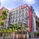 「レッド プラネット ホテル アソーク バンコク 」清潔・価格・セキュリティの3拍子そろったアソークのホテル