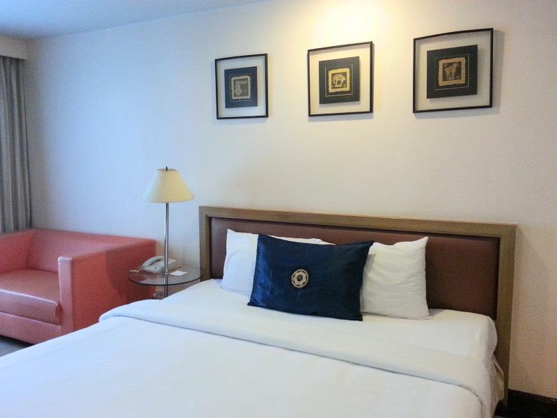 タイリピーターのスクンビット(アソーク)常宿 ベスト コンフォート バンコク ホテル